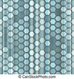 bleu, résumé, cellules, seamless