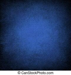 bleu, résumé, fond
