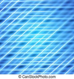 bleu, résumé, fond, numérique
