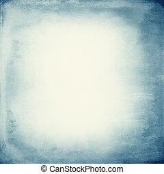bleu, résumé, papier, texture, fond