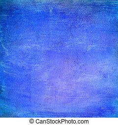 bleu, résumé, style, fond