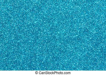 bleu, scintillement, texture, résumé, fond