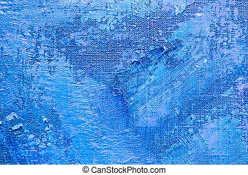 bleu, tableauabstrait, textured
