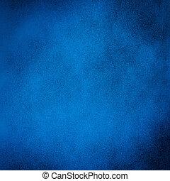 bleu, texture, fond