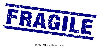 bleu, timbre, fragile, carrée, grunge