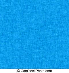 bleu, toile