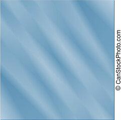 bleu, vecteur, conception, fond