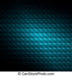 bleu, vecteur, fond