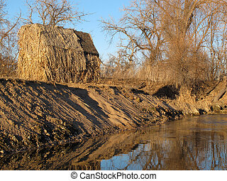 blind for waterfowl hunting - waterfowl hunting blind (...