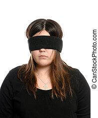 blindfolded, ティーネージャー