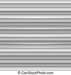 Blinds Gray Jalousie Abstract Background. Vector