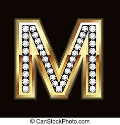 bling, m, 手紙