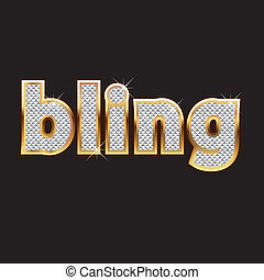 bling, nom