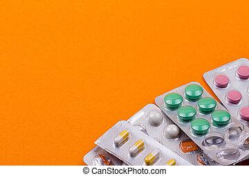 blister of Pills