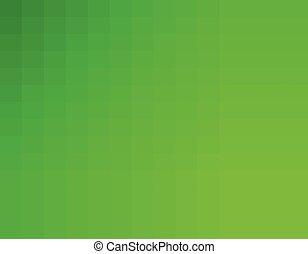 blocchi, sfondo., modello, pixelation, gradazione, squadre, pixelated, corner., fondo, sbiadimento
