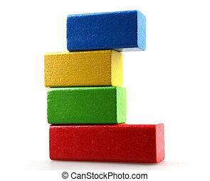 blocco costruzione
