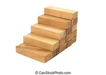 blocco legno
