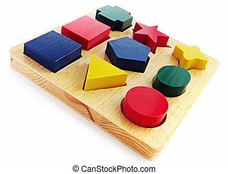 block, formen