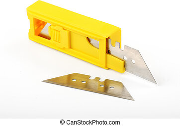 block stationery knife
