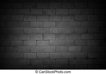 Block wall background