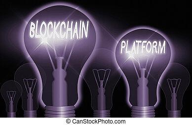 blockchain, cases., ビジネス, 解決する, 単語, 多数, 概念, platform., scripting, もの, 言語, 執筆, テキスト