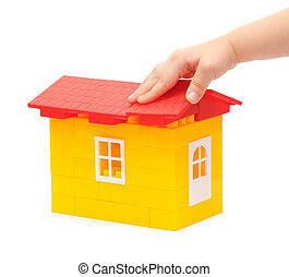 blocks, дом, здание