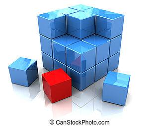 blocks construction