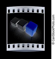 blocks., il, striscia cinematografica