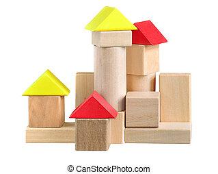 Blocks toy construction