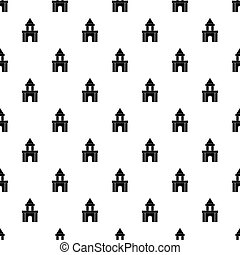 Blocks toy pattern vector