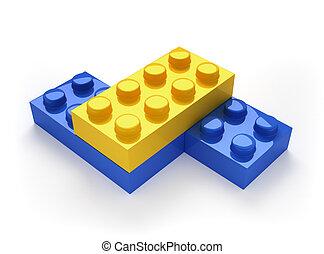 blocos brinquedo