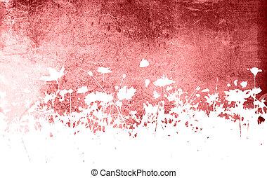 bloem, abstract, texturen en achtergronden