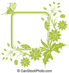 bloem, frame