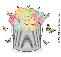 bloem, ontwerp