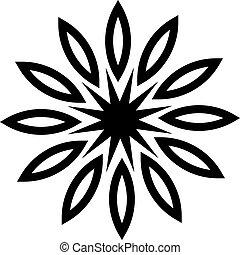 bloem, pictogram