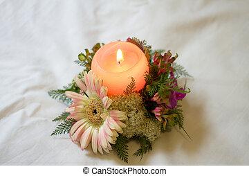 bloem schikking