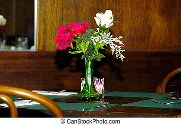 bloem vaas