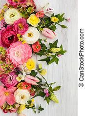bloemen, frame