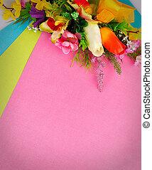 bloemen, kunstmatig, regeling