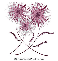 bloemen, viooltje