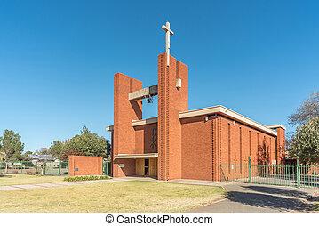Dutch Reformed Church Universitas-West