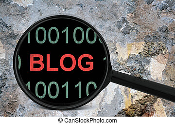 blog, γενική ιδέα