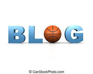 blog, baloncesto