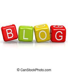 blog, buzzword