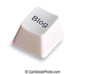 blog, clã©