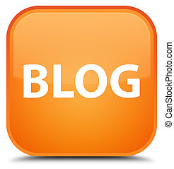 Blog special orange square button