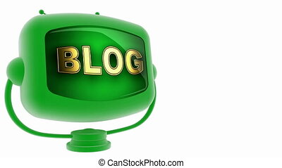blog -  on loop alpha mated tv