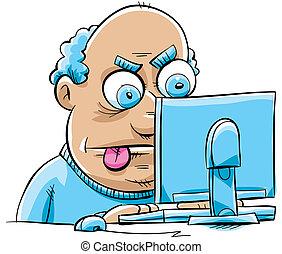 blogger, frustré