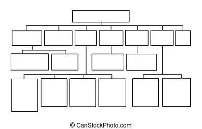 blok, diagram, achtergrond