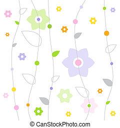 blom- mönstra